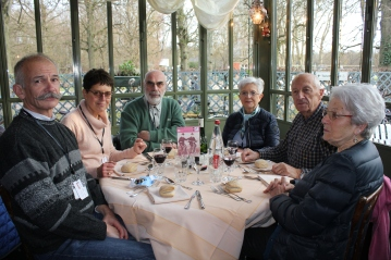 "95. On réfléchit à 2019 à la table ""Paris-Rouen"""